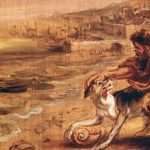 0 Peter Paul Rubens painting of legendary discovery of murex by Phoenician god Melcarth, his dog - dog star Sirius spring - found the murex | Purple: How a Failed Chemistry Lab Experiment Altered 19th Century Class Structure | Writer Mariecor | WriterMariecor.com