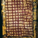 0 oldest known murex-dyed textile, from 5th-4thc. BC in Persia - from State Hermitage Museum | Purple: How a Failed Chemistry Lab Experiment Altered 19th Century Class Structure | Writer Mariecor | WriterMariecor.com