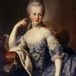 3a Marie Antoinette at age 12 by Martin van Meytens | Purple: How a Failed Chemistry Lab Experiment Altered 19th Century Class Structure | Writer Mariecor | WriterMariecor.com