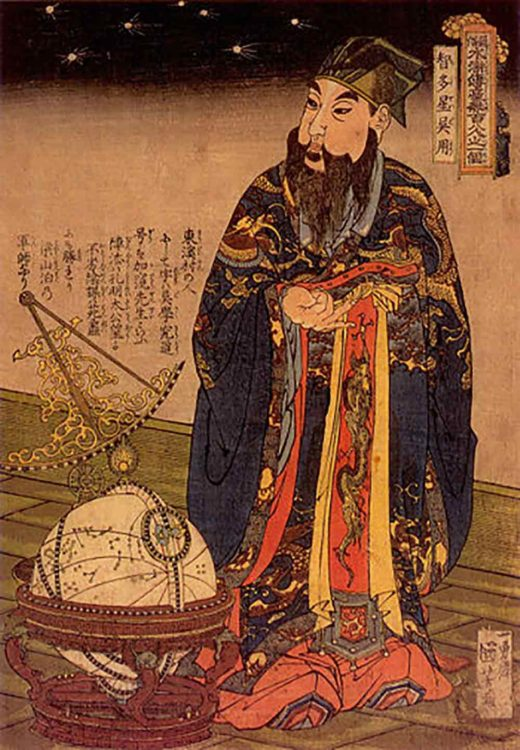 Ancient-Chinese-Astronomer-I-Writer-Mariecor-I-WriterMariecor.com-1