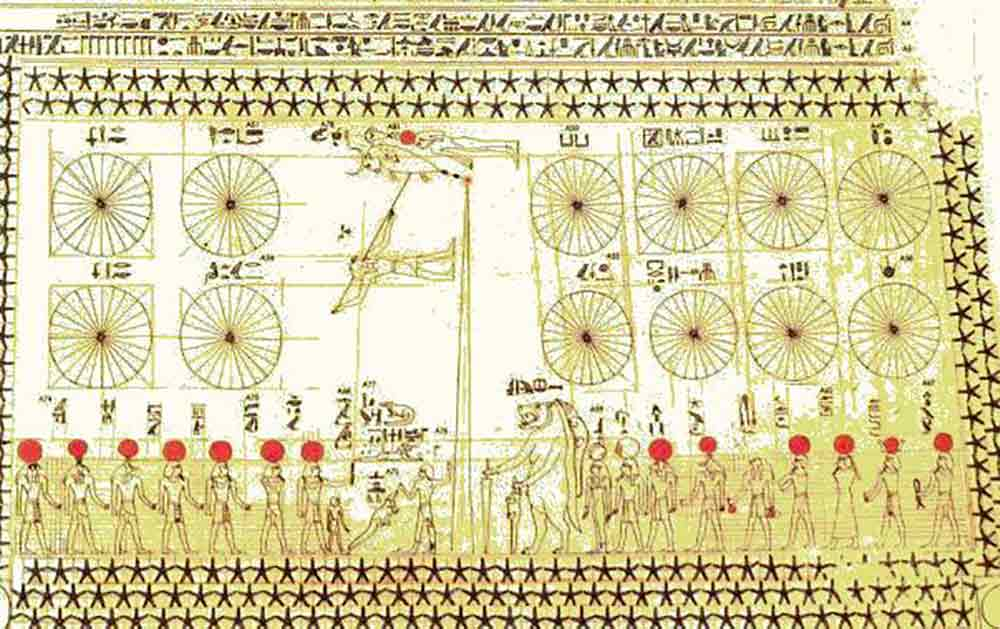 Ancient-Egyptian-Star-Chart-on-Pharaonic-Temple-Monument-I-Writer-Mariecor-I-WriterMariecor.com-1