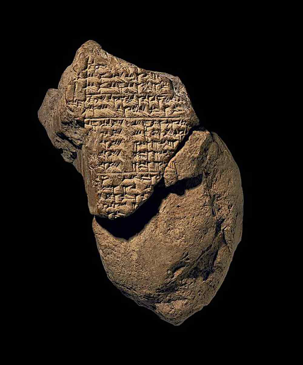 Astronomical-procedure-text-for-the-moon,-late-Babylonian-cuneiform-tablet-312---63-BC-I-Writer-Mariecor-I-WriterMariecor.com-1