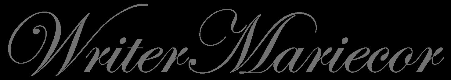 Writer Mariecor
