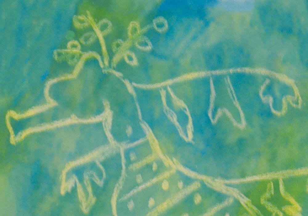 Leafy Sea Dragon Art Collection | Writer Mariecor | WriterMariecor.com