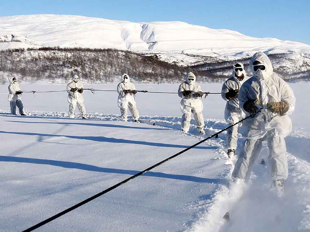Military-Skijoring-Training-in-the-Arctic---WriterMariecor