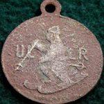 Ullr medallion | Writer Mariecor | WriterMariecor.com