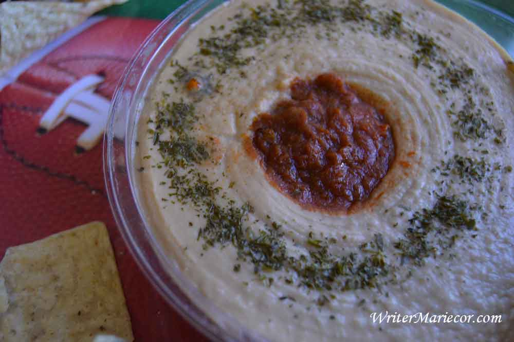Sabra Sun Dried Tomatoes Hummus I Writer Mariecor I Writer Mariecor.com